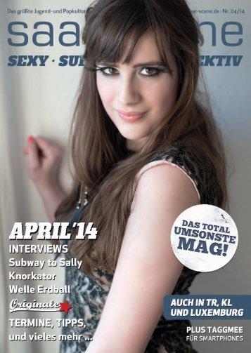 saar-scene April 04/14