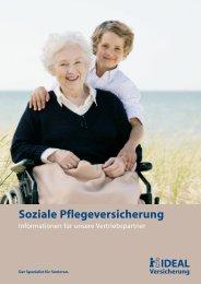 Soziale Pflegeversicherung - Michael Basche