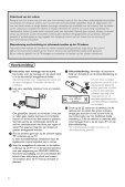Philips Téléviseur à écran large - Mode d'emploi - NLD - Page 2