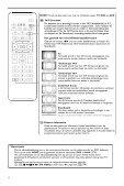 Philips Téléviseur à écran large - Mode d'emploi - NLD - Page 4