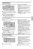 Philips Téléviseur à écran large - Mode d'emploi - NLD - Page 7