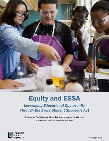 Equity and ESSA