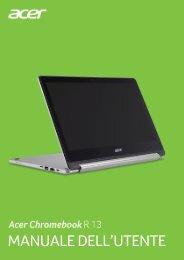 Acer CB5-312T - Guida per l'utente