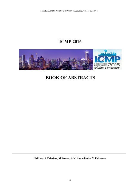 Amazing Icmp 2016 Book Of Abstracts Spiritservingveterans Wood Chair Design Ideas Spiritservingveteransorg