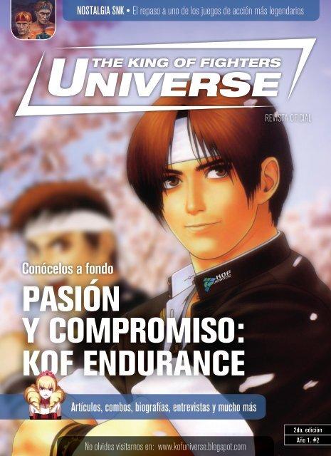 Revista KOF Universe 2