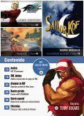 Revista KOF Universe 2 - Page 3