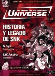 Revista KOF Universe 3