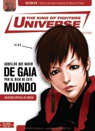 Revista KOF Universe 4