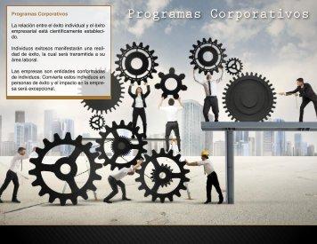 Programas corporativos