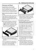 Miele DUU 1000 - Istruzioni d'uso/Istruzioni di montaggio - Page 5