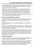 Miele Swing H1 Parquet Plus EcoLine - SACJ2 - Istruzioni d'uso - Page 5