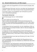 Miele Swing H1 Parquet Plus EcoLine - SACJ2 - Istruzioni d'uso - Page 6