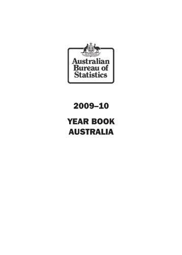Australia Yearbook - 2009-10