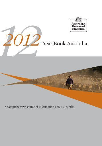 Australia Yearbook - 2012