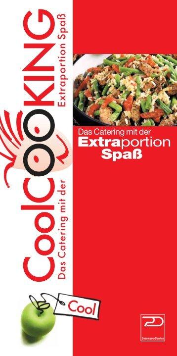 Cool Cooking - Dussmann
