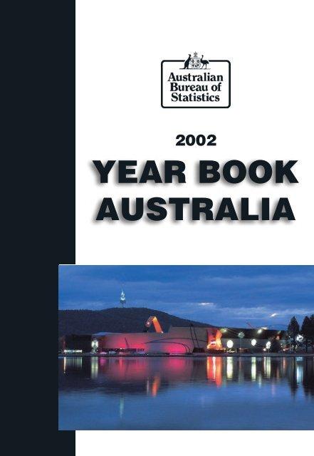 Australia Yearbook - 2002 on