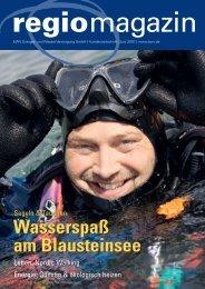 Wasserspaß am Blausteinsee - EWV Energie