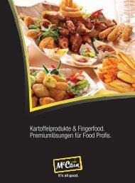 1 - McCain Food Service