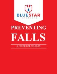 How to Preventing Falls - A Guide for Seniors
