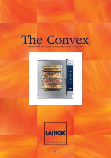 Innovationen und Zubehörteile - Lainox