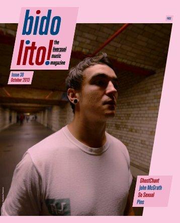 Issue 38 / October 2013
