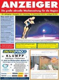 Anzeiger Ausgabe 49/16