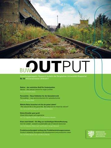 Output Nr. 16