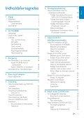 Philips Streamium Chaîne sans fil pour Android™ - Mode d'emploi - DAN - Page 3