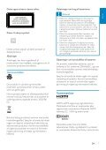 Philips Streamium Chaîne sans fil pour Android™ - Mode d'emploi - DAN - Page 7