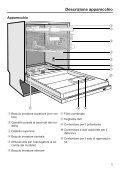 Miele G 4980 SCVi Jubilee - Istruzioni d'uso - Page 5