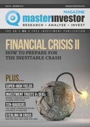 financial crisis II
