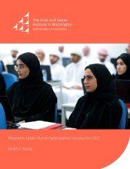 Women's Labor Force Participation Across the GCC