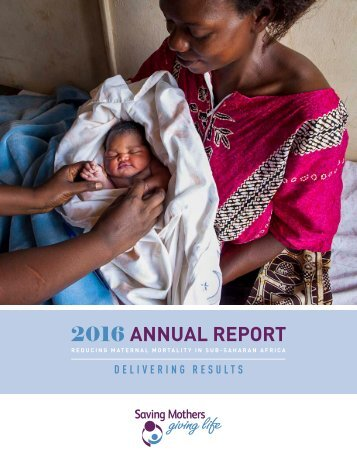 REDUCING MATERNAL MORTALITY IN SUB-SAHARAN AFRICA