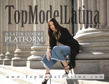 Top Model Latina Media Kit 2017