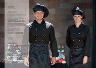 greiff gastromode küche [pdf] - Profiline Berufsmode