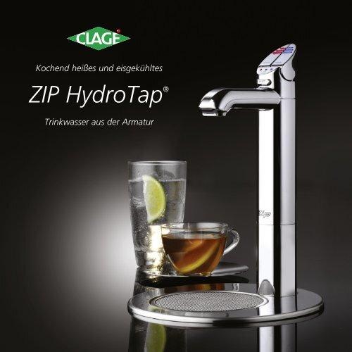 ZIP HydroTap® Komfortabel für kochendes und gekühltes ... - Arconell