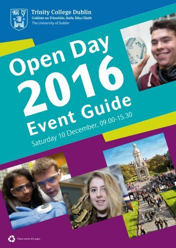 TCD-Open-Day-Event-Guide-10-December-2016