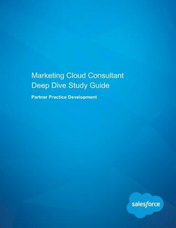 Deep Dive Study Guide