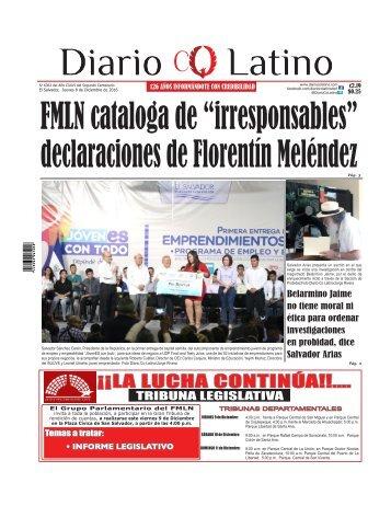 Edición 08 de Diciembre de 2016