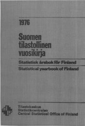 Finland Yearbook - 1976