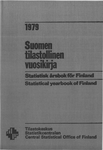 Finland Yearbook - 1979