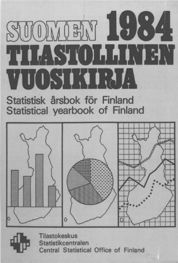 Finland Yearbook - 1984