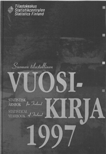 Finland Yearbook - 1997