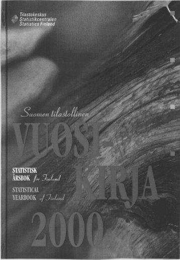 Finland Yearbook - 2000