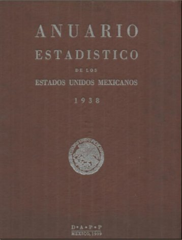 Mexico Yearbook - 1938