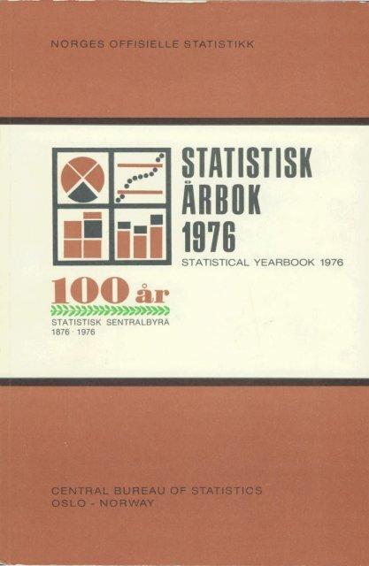 Norway Yearbook - 1976