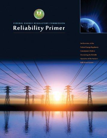reliability-primer