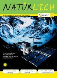 Die Zeitschrift der Stadtwerke Lambrecht (Pfalz) GmbH