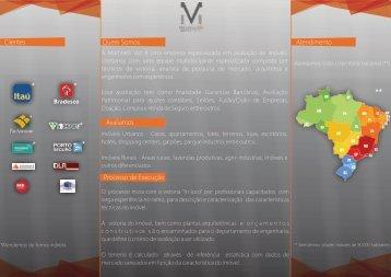 Folder - Impressão