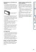 Sony DSC-TX7 - DSC-TX7 Istruzioni per l'uso Danese - Page 4